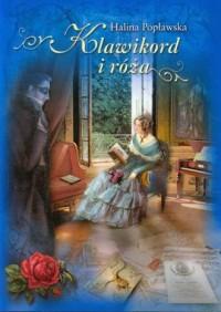 Klawikord i róża - okładka książki