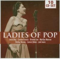 Ladies of Pop - okładka płyty