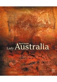 Lady Australia - okładka książki