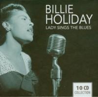 Lady sings the Blues (CD audio) - okładka płyty