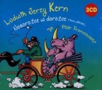 Nosorożce w dorożce i inne wiersze... (CD mp3) - pudełko audiobooku