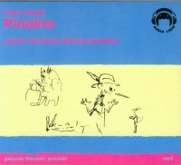 Pinokio (CD mp3) - pudełko audiobooku