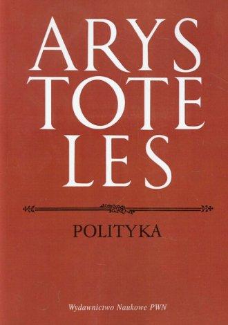 Polityka - okładka książki