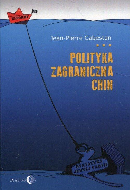 Polityka zagraniczna Chin. Między - okładka książki