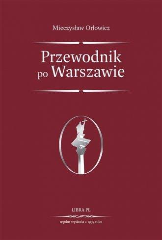 Przewodnik po Warszawie - okładka książki