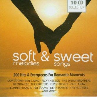Soft Melodies and Sweet Songs - okładka płyty