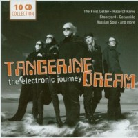 Tangerine Dream. An Electronic Journey - okładka płyty