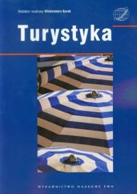 Turystyka - okładka książki