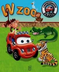 W Zoo. Samochodzik Franek - okładka książki