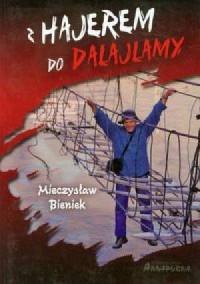 Z hajerem do Dalajlamy - okładka książki