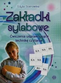 Zagadki sylabowe. Ćwiczenia usprawniające technikę czytania - okładka książki