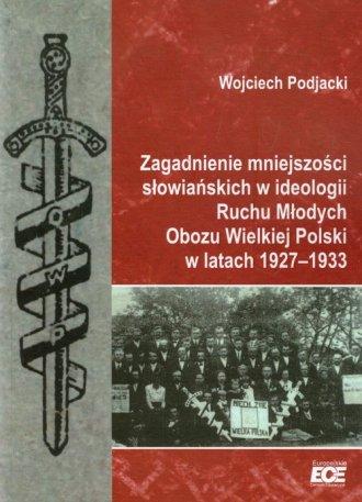Zagadnienie mniejszości słowiańskich - okładka książki