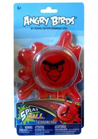 Angry Birds. Piłka Kleks - zdjęcie zabawki, gry