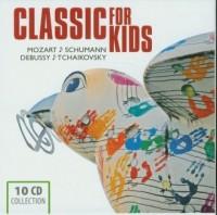 Classics for Kids (10 CD) - okładka płyty