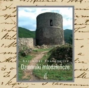 Dzienniki młodzieńcze (1881-1887) - okładka książki