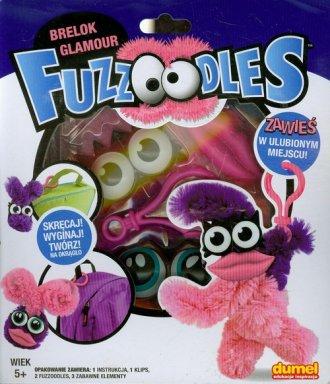 Fuzzoodles brelok Glamour - zdjęcie zabawki, gry