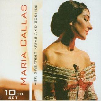 Her Greatest Arias and scenes - okładka płyty
