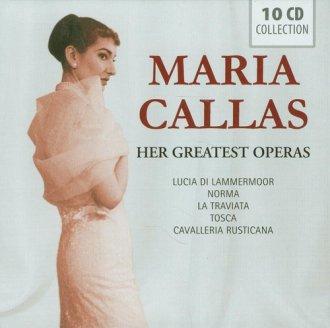 Her Greatest Operas - okładka płyty