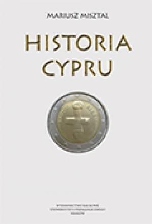 Historia Cypru - okładka książki