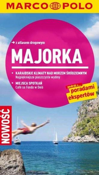Majorka. Przewodnik Marco Polo - okładka książki