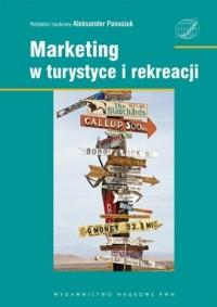 Marketing w turystyce i rekreacji - okładka książki