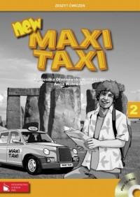 New Maxi Taxi 2. Zeszyt ćwiczeń - okładka podręcznika