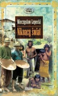 Niknący świat - Mieczysław Lepecki - okładka książki