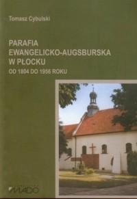 Parafia Ewangelicko-Augsburska - okładka książki