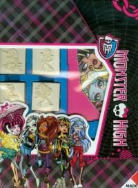 Pieczątki Big Box. Monster High - zdjęcie zabawki, gry