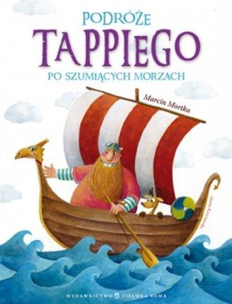 Podróże Tappiego po szumiących - okładka książki