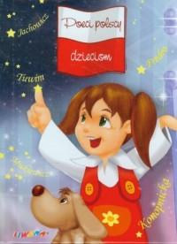 Poeci polscy dzieciom - okładka książki