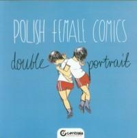 Polish female comics. Double portrait - okładka książki