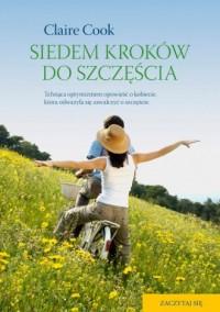 Siedem kroków do szczęścia - okładka książki