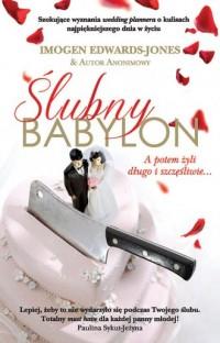 Ślubny Babylon - okładka książki