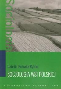 Socjologia wsi polskiej - okładka książki