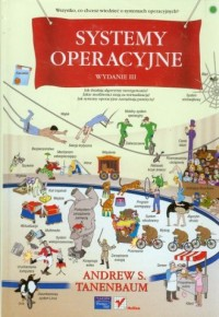 Systemy operacyjne - okładka książki