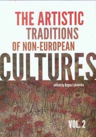The artistic traditions of non-European - okładka książki