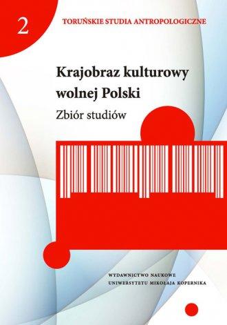 Toruńskie Studia Antropologiczne. - okładka książki