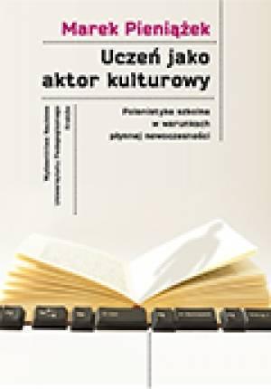 Uczeń jako aktor kulturowy. Polonistyka - okładka książki