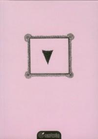 V - okładka książki