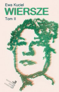 Wiersze. Tom 2 - okładka książki