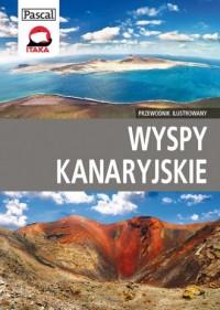 Wyspy Kanaryjskie. Przewodnik ilustrowany - okładka książki