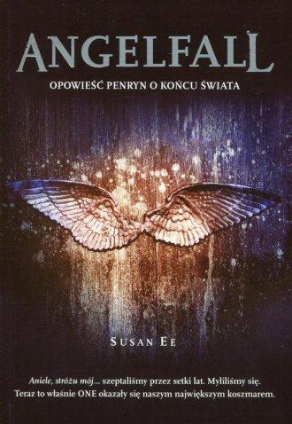 Angelfall. Opowieść Penryn o końcu - okładka książki