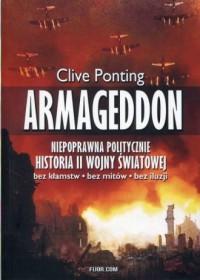 Armageddon. Niepoprawna politycznie - okładka książki