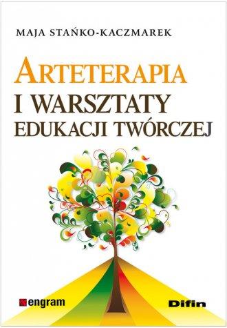 Arteterapia i warsztaty edukacji - okładka książki
