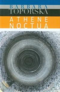 Athena noctua - okładka książki