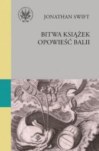 Bitwa książek. Opowieść Balii - okładka książki