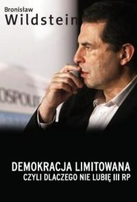 Demokracja limitowana, czyli dlaczego - okładka książki