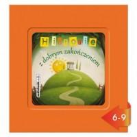 Historie z dobrym zakończeniem (CD mp3) - pudełko audiobooku