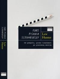 Kurs pisania scenariuszy - okładka książki